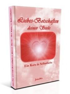 Liebes-Botschaften deiner Seele - das Buch